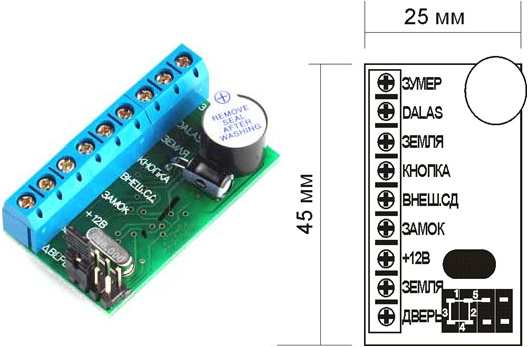 Инструкция на контроллер z-5r
