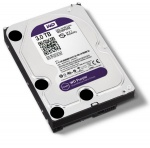 Изображение HDD 3 Тб Western Digital Purple (WD30PURX, жесткий диск)